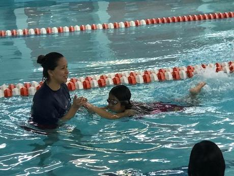 Gulf Avenue Students Learn to Swim at the YMCA Wilmington